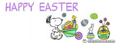 Snoopy Happy Easter Facebook Cover - Crazy Fb Covers | We Heart It ...
