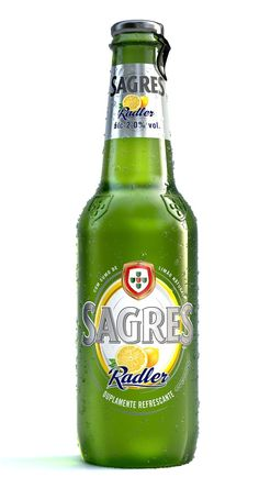 Barecove Radler A low carb, full strength, refreshing beer ...