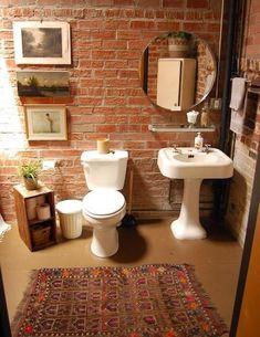 Die 49 besten Bilder von Badezimmer im Vintage- und Retro-Stil in ...