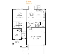 Check out this 3,105 sq ft, 4 bedrooms & 2.5 bath, two story home. It's our Kellie floorplan and it's beautiful. Call us today to get a closer look on it.