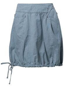 Nikita CULEBRA Puffball skirt blue