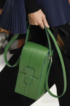 A detailed look at the newest collection of bags from Salvatore Ferragamo