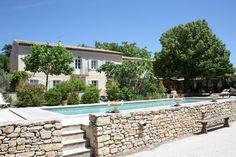 Only Provence : Villa : Mas de Saint Saturnin
