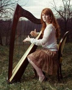 Is it difficult to learn play the harp
