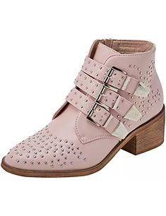 #COOLWAY #Women's Julieta Ankle #Boots