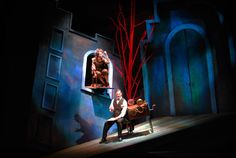 DRACULA  Set Design by KIM A. TOLMAN