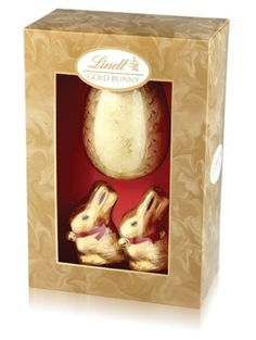 Lindt, gold bunny luxury Easter egg #london #shopping #fashion #retailer #gng   Check more at http://www.guysandgirls.london/product/lindt-gold-bunny-luxury-easter-egg/