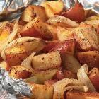 Tailgating BBQ Potatoes @ mantestedrecipes.com