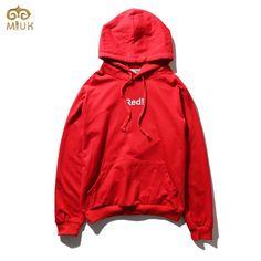 >> Click to Buy << MIUK Large Size Color Letter Hoodies Men 5XL Hooded Cotton Moleton Masculino Black White Red Blue Hip Hop Men's Sweatshirt 2017 #Affiliate