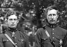 Albert I and Leopold III - Ordre de la Toison d'or — Wikipédia
