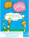 Free Lorax Activity Book
