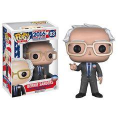Bernie Sanders Pop! Vinyl Figure - Funko - Historical Figures - Pop! Vinyl Figures at Entertainment Earth