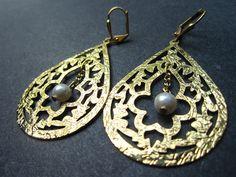 yes to taj mahal earrings