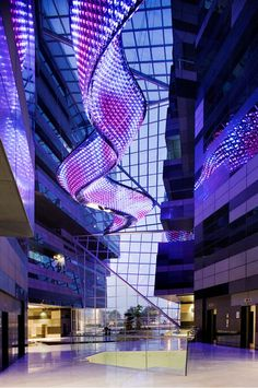 Al Hitmi Commercial Development in Doha, Qatar - Architecture