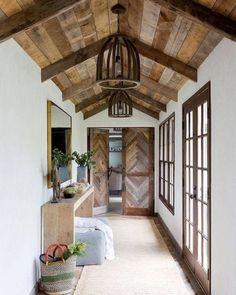 BECKI OWENS- Design Trend 2018: Mixed Wood Tones