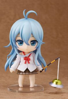 Erio Touwa Nendoroid Denpa FigureCousin, I'm going to be a Nendoroid!From 'Denpa Onna to Seishun Otoko' comes a Nendoroid of the self-proclaimed alien, Erio Touwa!She