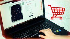 КАК покупать в зарубежных интернет-магазинах✦Делаем заказ✦Выбираем разме...