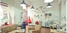 Teté CaféCostura · Madrid - Teté CaféCostura:Talleres+Showroom+DIY & Social Couture