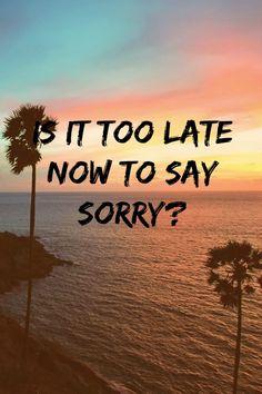 Sorry Justin Bieber wallpaper phone song lyric