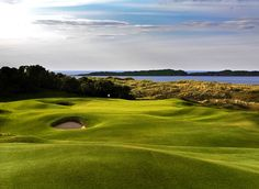 On of the finest golf courses around - Royal Portrush Golf Club. Stop number 7 on our Ultimate Eight Attractions along the Causeway Coast.