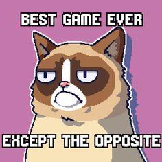 I scored 80 in Grumpy Cat's WORST-GAME-EVER #grumpycat http://smarturl.it/grumpycat