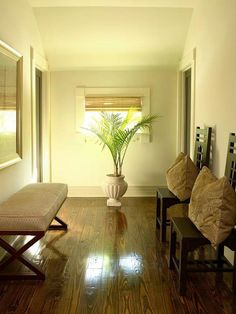 Transitional Entryways from Kerry Howard on HGTV