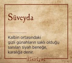 Nokta-i Süveyda The post Nokta-i Süveyda appeared first on Woman Casual. Poetry Quotes, Book Quotes, Life Quotes, Motivation Sentences, Rare Words, Aesthetic Words, Tumblr Quotes, Film Books, Romantic Love Quotes