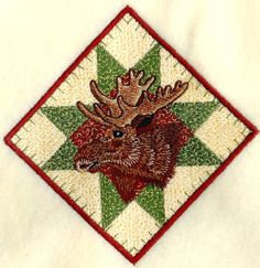 moose b stitchin machine embroidery