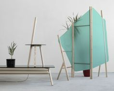 Cangiante is a minimal design created by Switzerland-based design firm I + N. Respectively graduating the school of Art and Design Lausanne ...