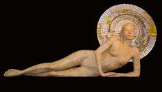 Resultado de imagen para bourlon escultura en papel mache
