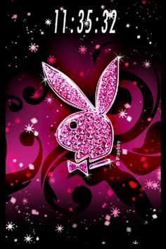 Wallpaper Quotes, Wallpaper Backgrounds, Iphone Wallpapers, Bunny Tattoos, Playboy Logo, Love Coloring Pages, Android Phone Wallpaper, Glitter Photography, Bunny Logo