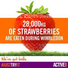 #wimbledon #activenation