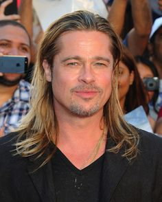 #Hair #HairAdvisor #BradPitt