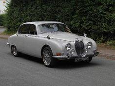 Jaguar S'Type 3.8 MOD - Beautiful and largely original For Sale (1965)