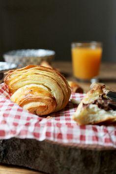 Petits croissants « rapides »