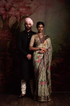 What does that beautiful Sabyasachi Saree Cost? I know I have which is why every time Sabyasachi launches a new collection, I start hunting for Sabyasachi Saree Cost in a frenzy. Saris, Sabyasachi Collection, Saree Collection, Floral Print Sarees, Printed Sarees, Saree Floral, Indian Wedding Outfits, Indian Outfits, Indian Clothes