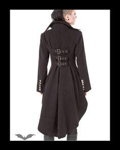 romantic gothic coat