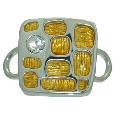 Keystone Gold Convertible Clasp https://www.goldinart.com/shop/convertible-clasp-bracelets/keystone-gold-convertible-clasp #ConvertibleClasps, #KeystoneBrown, #SterlingSilver