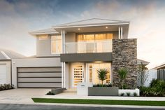 Ben Trager Homes | Two Storey Homes Perth - 2 Storey House Design - Ben Trager
