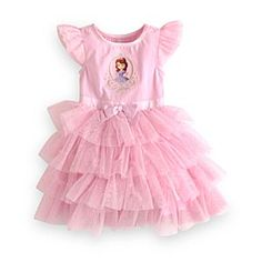 Sofia The First Dress For Kids