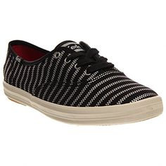 Keds Womens Champion Zip Zipper Fashion Sneaker Black 9 M US * Click on the affiliate link Amazon.com on image for additional details.