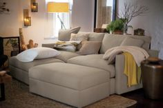 Oversized Couch Pillows