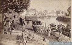 Kali Pegirian te Soerabaja 1865