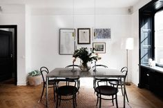 dreamy dining space