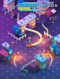 You can put everything there is to know about Twisty Board in just one sentence. It's that simple. Twisty Board is a high score chaser in which you, as a hoverboard rider, have to escape missiles and...