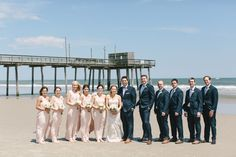Coastal Weddings | A Garden Party