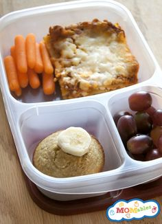 grab and go breakfast ideas Archives - MOMables® - Real Food Healthy School…