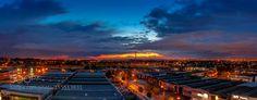 sunset over Dublin by AbdulrahmanAl-Mopti. @go4fotos