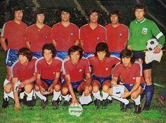 Selección Chilena - 1975