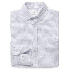 GANT Diamond G Shadow Printed Fitted Shirt362532